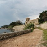 Франция. Канны. Île Saint-Honorat (St Honorat Island)