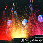 Шоу. Вегас. Blue Man Group
